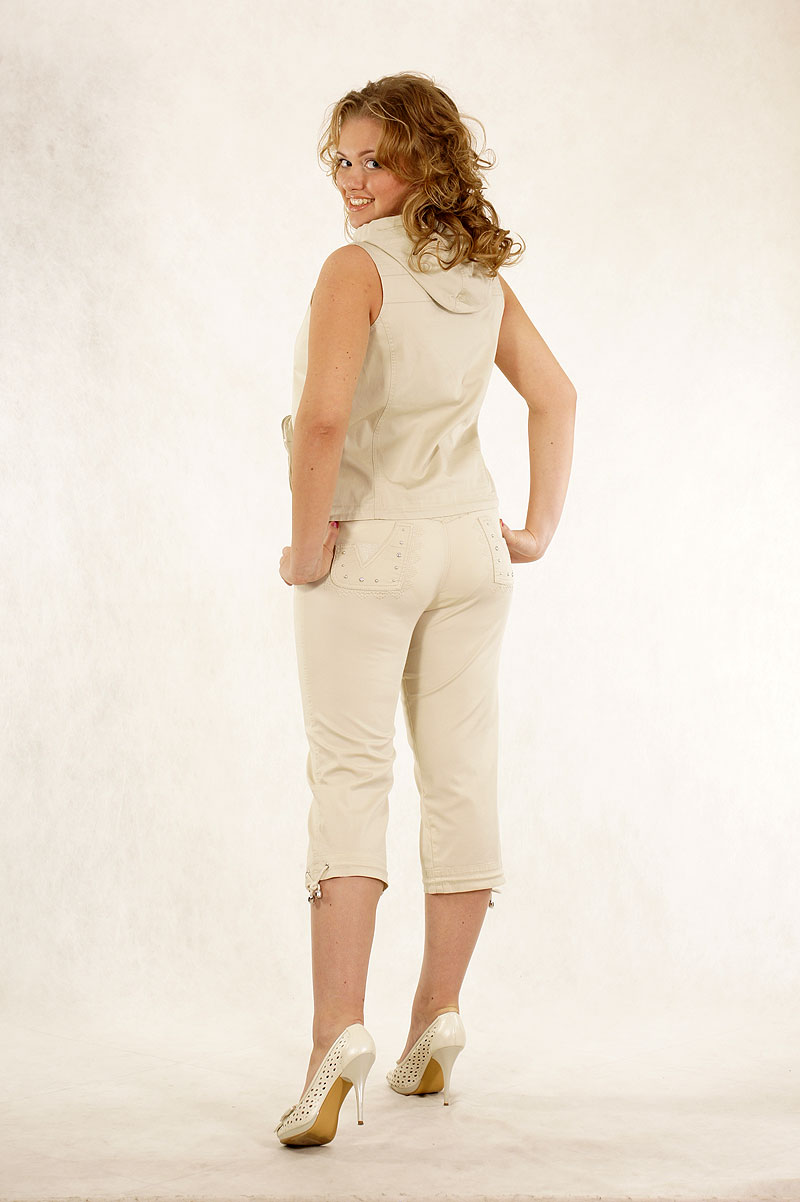 Женская Джинсовая Одежда Больших Размеров
